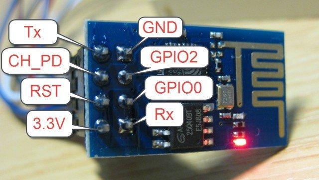 esp8266-pins